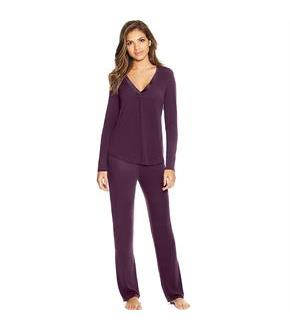 Maidenform V-Neck PJ Set