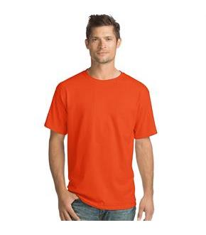 Hanes ComfortSoft Men's Short-Sleeve Crewneck T-Shirt 4-Pack