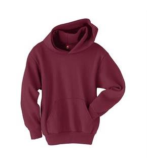 Hanes Youth ComfortBlend EcoSmart Pullover Hoodie (P473)