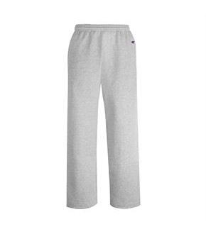 Champion Men's Double Dry Eco Fleece Open Bottom Pant w/ Pockets