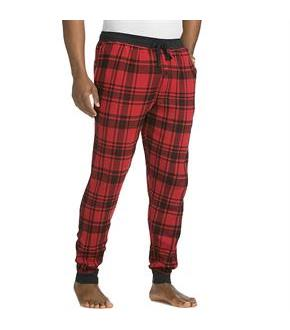 Hanes Men's Thermal Waffle Knit Jogger Pants
