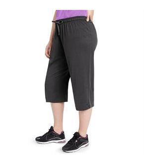 Champion Women's Plus Jersey Capris