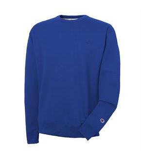 Champion Men's Powerblend Fleece Pullover Crew