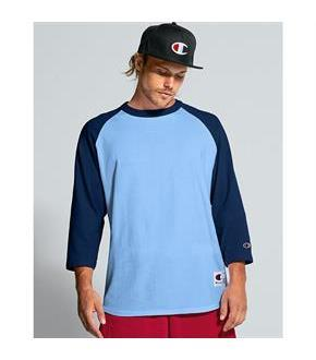 Champion Raglan Baseball T-Shirt