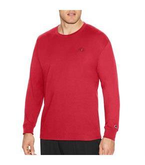 Champion Men Classic Jersey L/S Tee