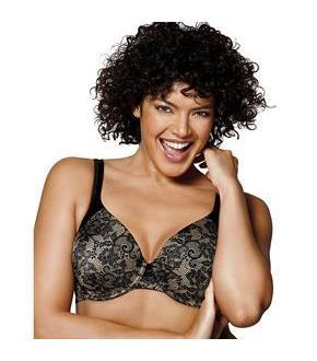 Playtex Love My Curves Incredibly Smooth and Concealing Underwire Bra