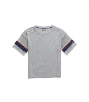 Champion Women Gym Issue Football Tee