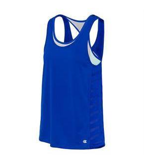 Champion Women's Train Tank With Built-in Bra