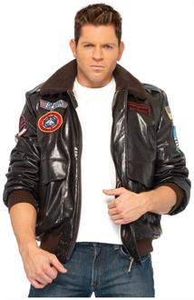 2 PC. Top Gun Men's Bomber Jacket Set