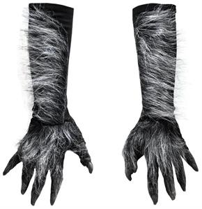 Gray Werewolf Hands
