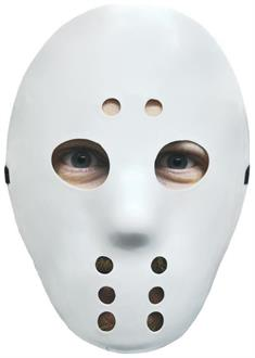 White Hockey Mask