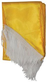 Sash Fringed Gold