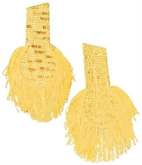 Epaulettes Gold Pair