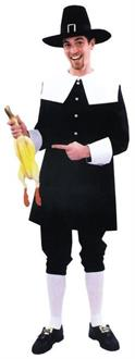 Thanksgiving Pilgrim Man Costume