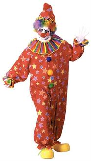 Clown Costume Jumpsuit