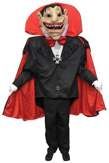 The Count As Pictured Costume Costume