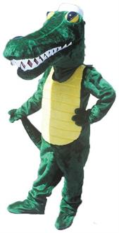 Gator As Pictured Costume