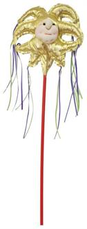 Large Scepter Jester Costume Accessory