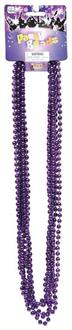 Lavender Beads For Mardi Gras