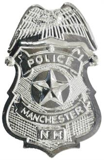 Badge Police Costume Accessory