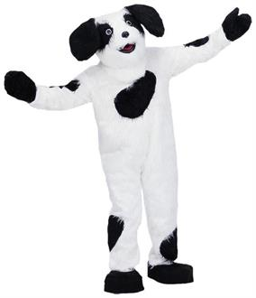 Sheep Dog Mascot Complete Costume