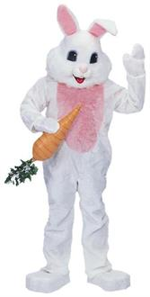 Premium Rabbit White Costume