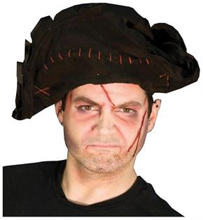 Ez Caribbean Pirate Makeup Accessory Kit