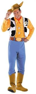 Woody Deluxe Cowboy Adult Costume
