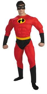 Mr Incredible Muscle Adult