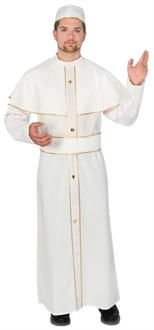 Holy Pope Man Costume