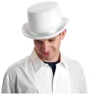 Top Hat White Deluxe