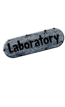 Laboratory Foam Plaque