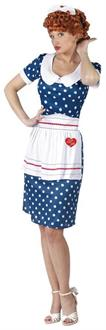 I Love Lucy Sassy Dress Costume