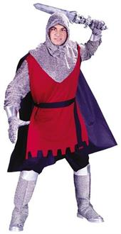 Medieval Knight Standard Costume