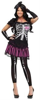 Sally Skelly Adult Costume