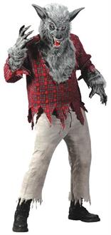 Grey Werewolf Adult