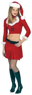 Santa Ms Sexy Medium Costume