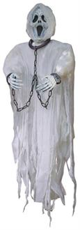 Ghost Face Hanging Figure
