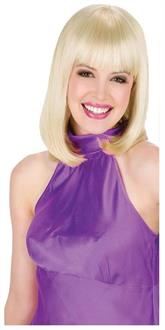 Classic Beauty Women Blonde Wig