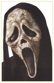 Zombie Ghost Face Mask