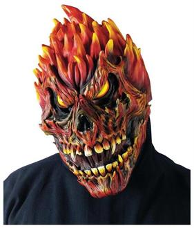Fearsome Faces Skull Mask