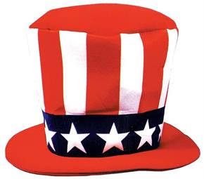 Uncle Sam Foam Hat