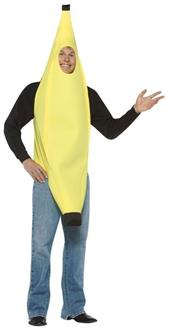 Banana Adult/Teen Costume
