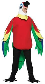Parrot Adult Costume