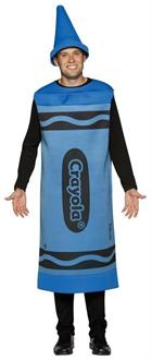 Crayola Blue Adult Costume