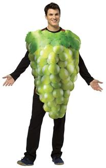 Get Real Bunch Of Green Grapes Costume