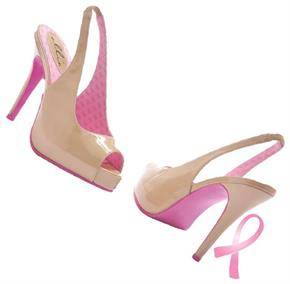 Maryellen Cancer Awareness Shoes