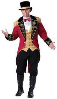Ring Master Costume