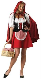 Red Riding Hood Large Costume