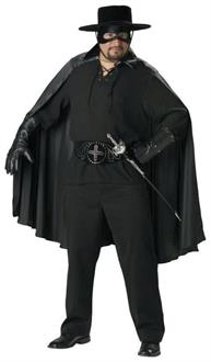 Bandido Adult Plus Size Costume
